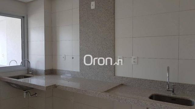 Apartamento à venda, 74 m² por r$ 420.000,00 - setor bueno - goiânia/go - Foto 7