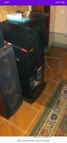 Sistema integrado De Som Sony LB A595,incomparavél - Foto 6