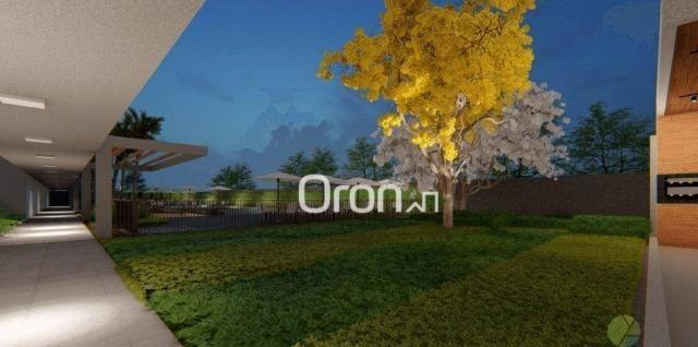 Apartamento com 2 dormitórios à venda, 56 m² por R$ 198.000,00 - Condomínio Santa Rita - G - Foto 10