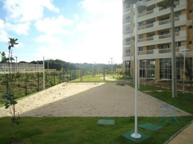 Apartamento com 3 dormitórios à venda, 74 m² por r$ 410.000,00 - cambeba - fortaleza/ce - Foto 14