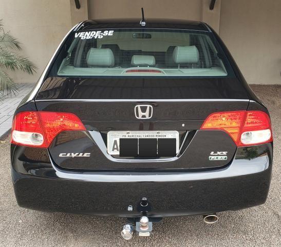 Honda Civic Lxs 2010; 1.8 flex; impecável - Foto 8