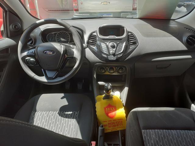 Ford Ka 1.5 2015 Completo