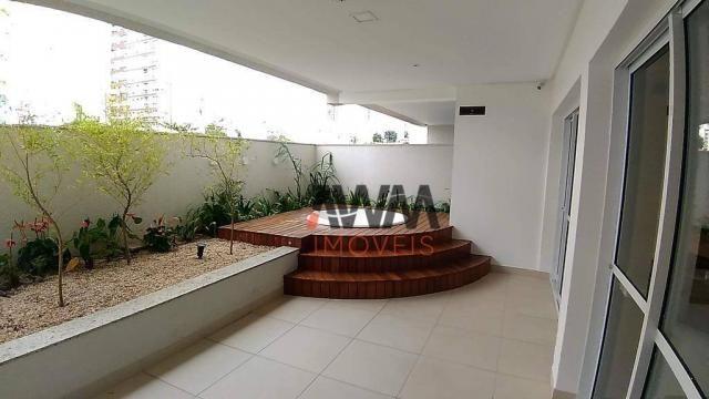 Apartamento com 1 dormitório para alugar, 42 m² por R$ 2.000,00/mês - Setor Oeste - Goiâni - Foto 7
