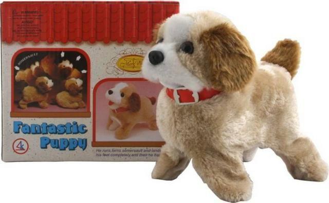 Cachorro Pelúcia Pula e Late - Foto 2