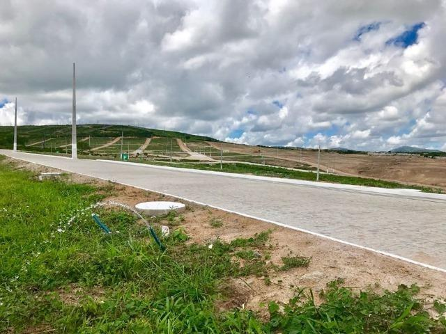Terreno no morada verde - Lote 8x20 - Loteamento 100% Legalizado - Mensais de R$ 479