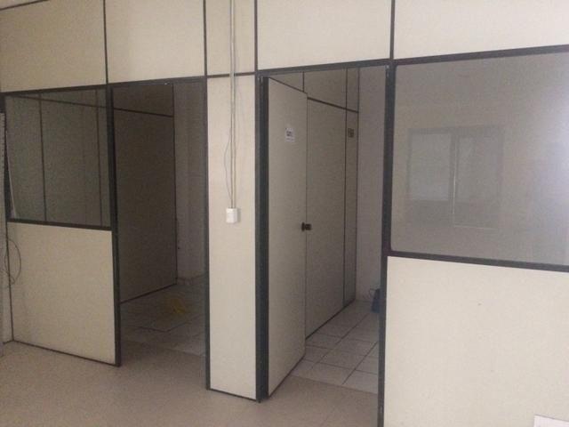 Divisorias eucatex com vidro - Foto 5