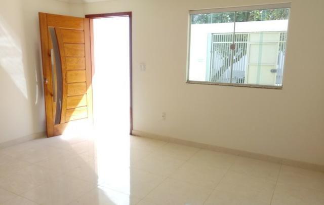 Casa Cidade Nova 290 e 300 mil 1 suite com sacada + 2 quartos - Foto 2