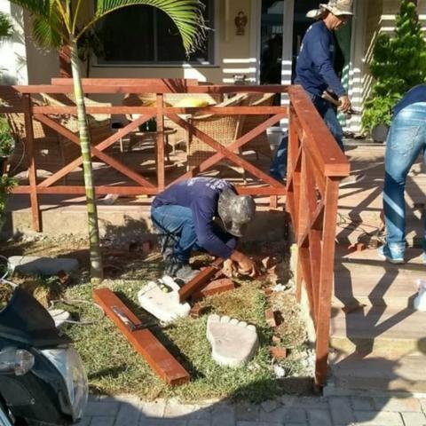 J.A carpintaria 35 anos pai e filhos - Foto 5