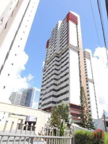 Apartamento à venda, 91 m² por r$ 365.000,00 - cocó - fortaleza/ce