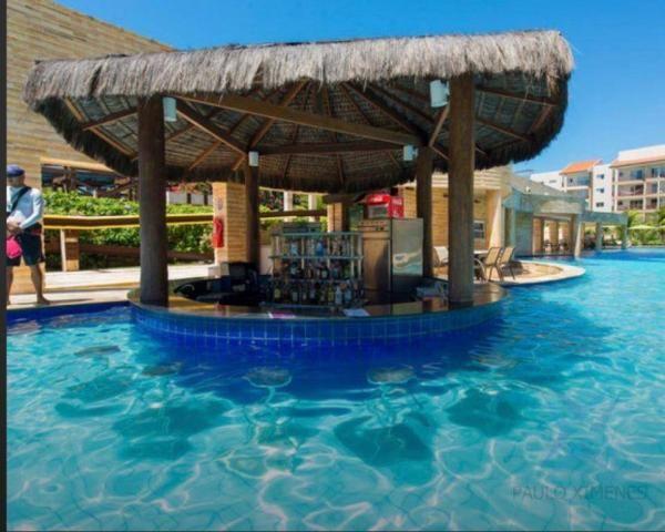 Apartamento wellness beach park resort , com 4 dormitórios à venda, 135 m² por R$ 950.000  - Foto 20