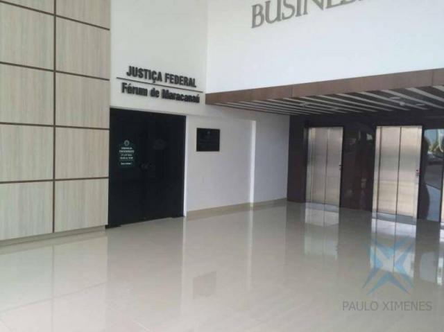 Sala para alugar, 26 m² por r$ 550,00/mês - jereissati i - maracanaú/ce - Foto 3