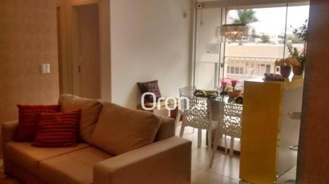 Apartamento com 3 dormitórios à venda, 72 m² por R$ 275.000,00 - Jardim Nova Era - Apareci - Foto 2