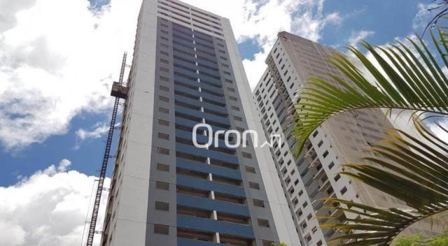 Apartamento com 2 dormitórios à venda, 56 m² por R$ 258.000,00 - Vila Rosa - Goiânia/GO
