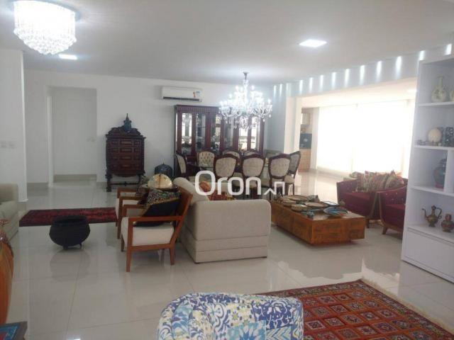 Apartamento à venda, 265 m² por R$ 2.450.000,00 - Setor Marista - Goiânia/GO - Foto 11