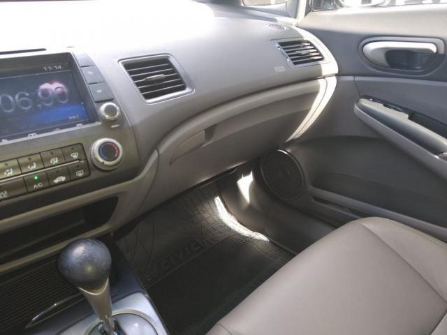 Honda Civic 2007 1.8 LXS 16V Gasolina 4P Automatico - Foto 8