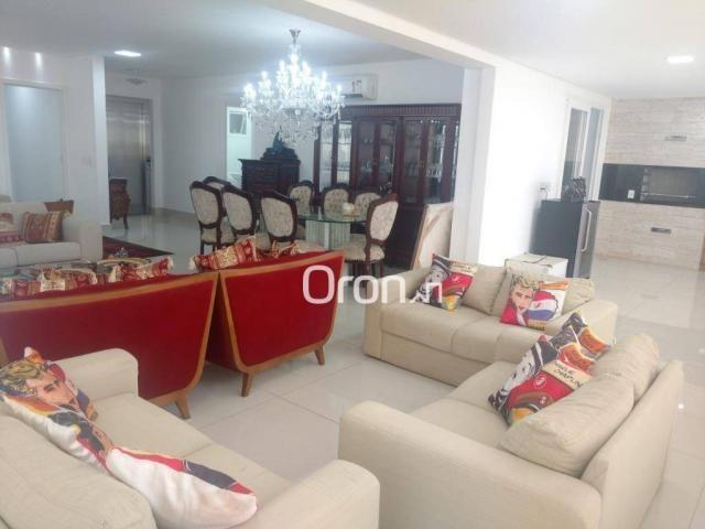 Apartamento à venda, 265 m² por R$ 2.450.000,00 - Setor Marista - Goiânia/GO - Foto 9