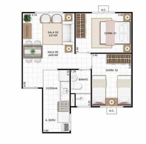 Apartamento no centro de Ananindeua - Foto 11