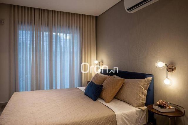 Loft com 1 dormitório à venda, 63 m² por r$ 352.340,00 - setor bueno - goiânia/go - Foto 17