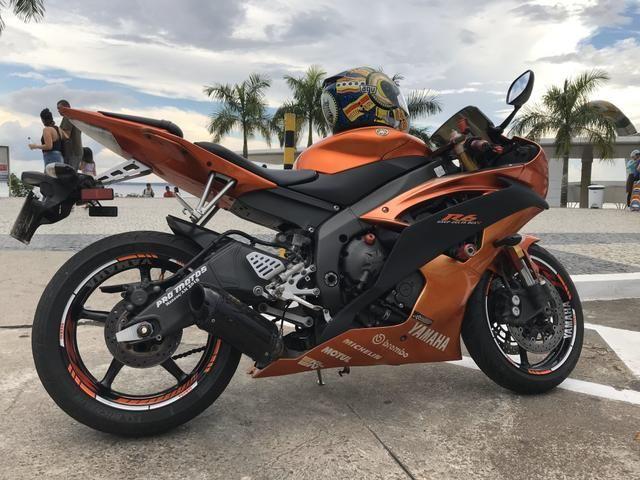 R6 yamaha moto - Foto 6
