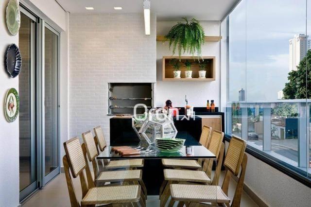 Apartamento com 3 dormitórios à venda, 154 m² por r$ 770.000,00 - setor bueno - goiânia/go - Foto 6