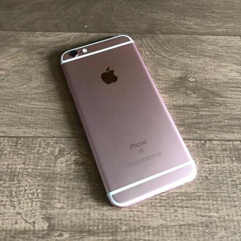 Iphone 6s 64gb usado em ótimo estado