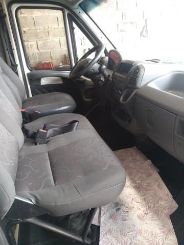 Fiat ducato minibus 16 lugares - Foto 6