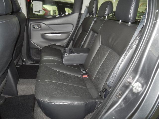 Mitsubishi L200 Triton Sport HPE-S Couro Xenon Conheça o Mit Facil e Desafio Casca Grossa - Foto 12