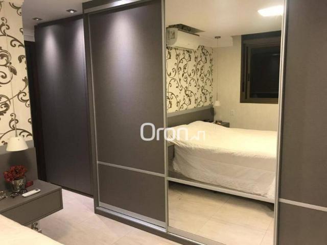 Apartamento à venda, 174 m² por r$ 1.250.000,00 - setor bueno - goiânia/go - Foto 19