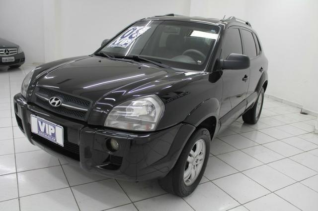 Hyundai - Tucson 2.0 mpfi GL 16v - Parcelas de R$ 639,00
