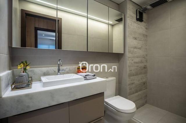 Loft com 1 dormitório à venda, 63 m² por r$ 352.340,00 - setor bueno - goiânia/go - Foto 19