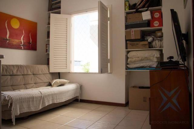Casa com 3 dormitórios à venda, 240 m² por r$ 419.990 - edson queiroz - fortaleza/ce - Foto 17