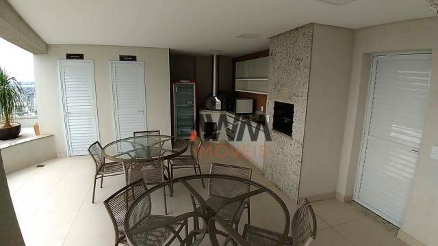Apartamento com 1 dormitório para alugar, 42 m² por R$ 2.000,00/mês - Setor Oeste - Goiâni - Foto 10