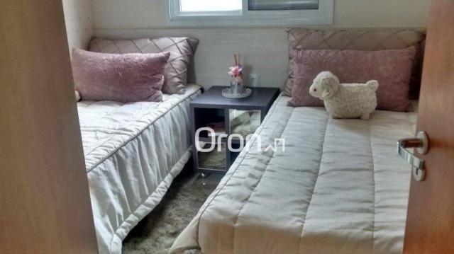 Apartamento com 3 dormitórios à venda, 72 m² por R$ 275.000,00 - Jardim Nova Era - Apareci - Foto 6
