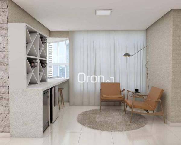 Cobertura com 4 dormitórios à venda, 318 m² por R$ 1.271.000,00 - Setor Bueno - Goiânia/GO - Foto 8