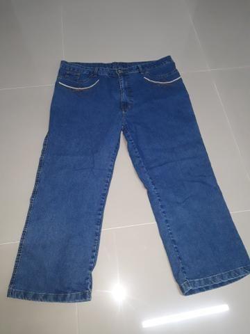 Calças Jeans Tamanho 46 R$ 20,00 cada - Foto 2