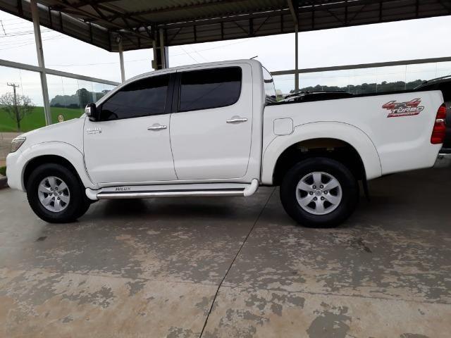 Toyota Hilux SRV 2013 - Foto 3
