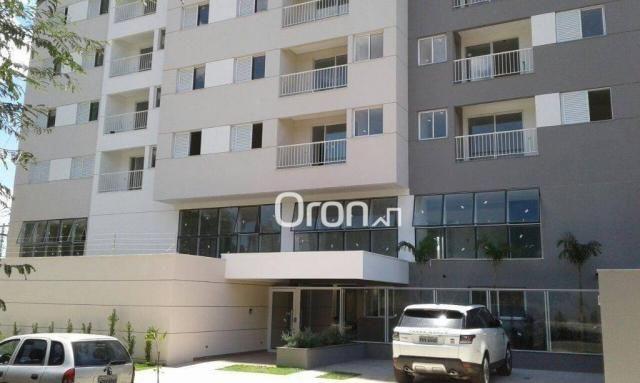 Apartamento à venda, 67 m² por r$ 320.000,00 - setor pedro ludovico - goiânia/go - Foto 2