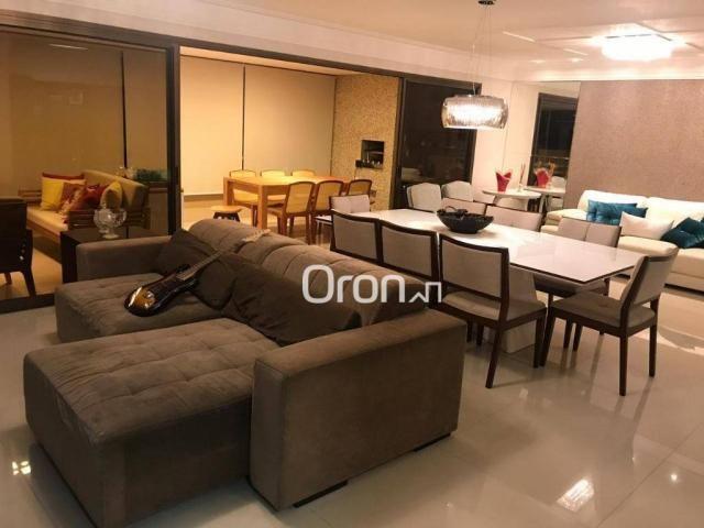 Apartamento à venda, 174 m² por r$ 1.250.000,00 - setor bueno - goiânia/go - Foto 8
