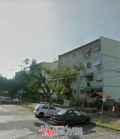 Apartamento à venda com 1 dormitórios em Humaitá, Porto alegre cod:186