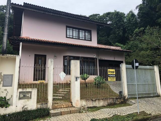 Casa à venda com 2 dormitórios em Saguaçu, Joinville cod:18909