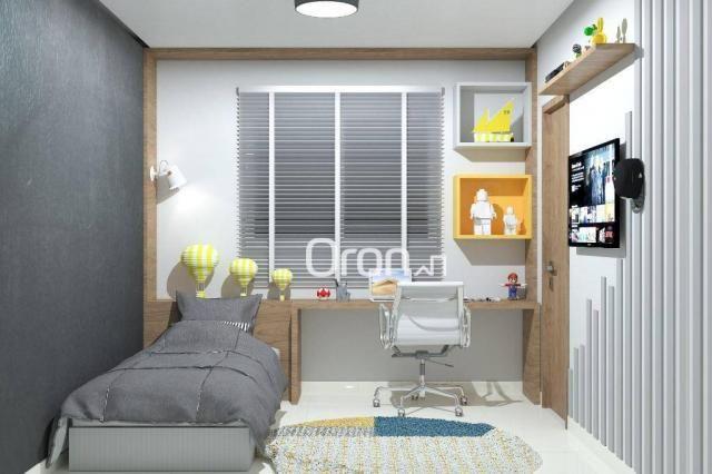 Cobertura com 4 dormitórios à venda, 318 m² por R$ 1.271.000,00 - Setor Bueno - Goiânia/GO - Foto 15