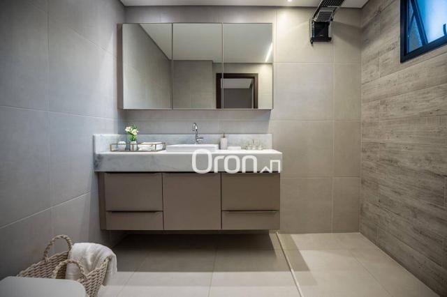 Loft com 1 dormitório à venda, 63 m² por r$ 352.340,00 - setor bueno - goiânia/go - Foto 20
