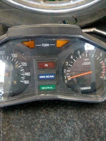 Painel Yamaha RD 125 original 1986
