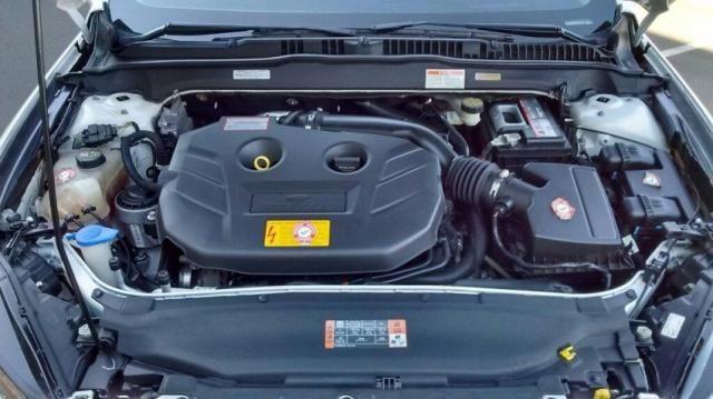 FORD FUSION TITANIUM PLUS AWD 2.0 16V GTDI AT Branco 2015/2016 - Foto 12