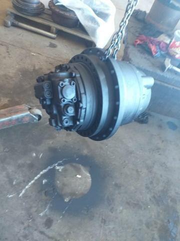 Motor de Tração Escavadeira - Foto 5