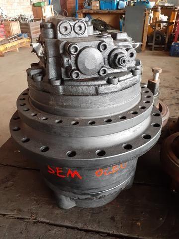 Motor de Tração Escavadeira - Foto 2