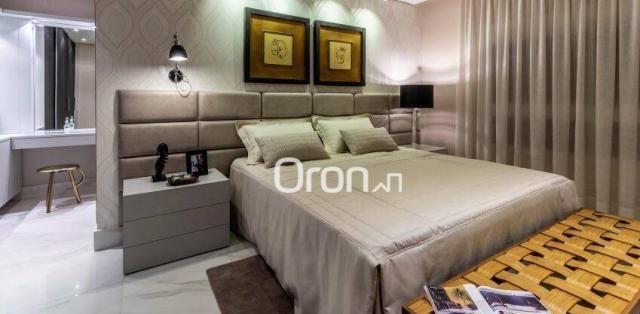 Apartamento com 4 dormitórios à venda, 440 m² por r$ 2.971.000,00 - setor marista - goiâni - Foto 9