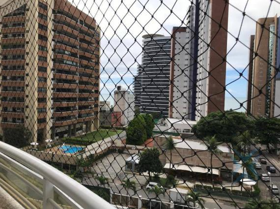 Apartamento com 4 dormitórios à venda, 357 m² por r$ 2.680.000,00 - meireles - fortaleza/c - Foto 13