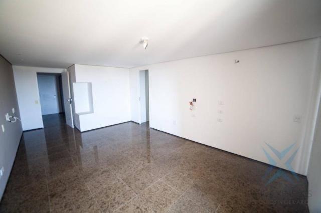Apartamento vista mar com 4 dormitórios à venda, 352 m² por r$ 650.000 - antônio diogo - f - Foto 4