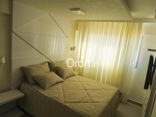 Apartamento com 2 dormitórios à venda, 55 m² por R$ 243.000,00 - Vila Rosa - Goiânia/GO - Foto 9